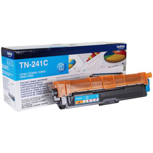 Brother TN-241C cyan toner original
