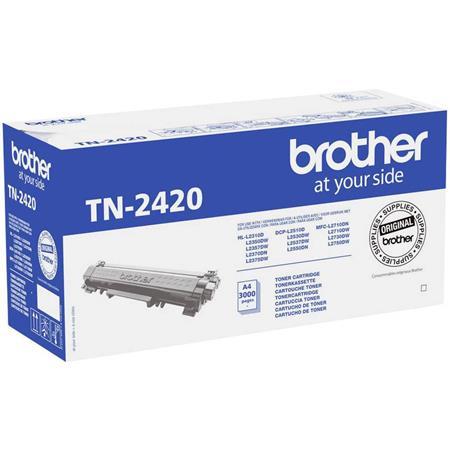 Brother TN-2420 black high capacity toner original