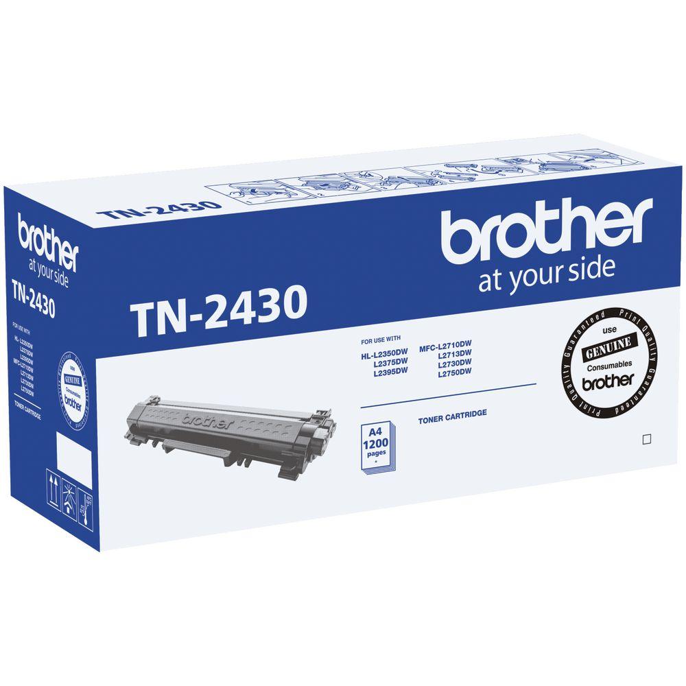 Brother TN-2430 Black Toner