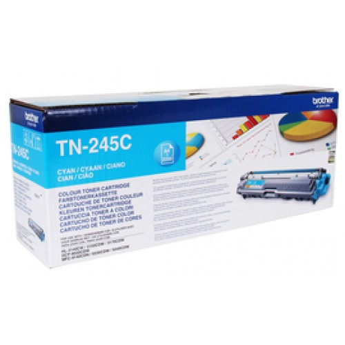 Brother TN-245C high-cap cyan toner original