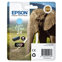 Epson 24 light cyan ink cartridge original