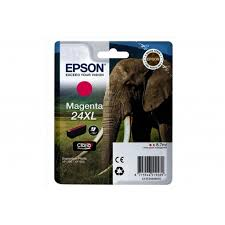 Epson 24XL high capacity magenta ink cartridge original