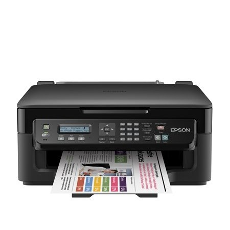 Epson WorkForce WF-2530 Colour Inkjet All-in-One Printer