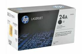 HP 24A Q2624A black toner original HP