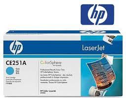 HP CE251A  - HP 504A cyan toner ORIGINAL