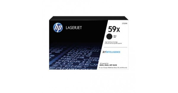 HP 59X CF259X high capacity black toner original