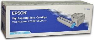Epson AcuLaser C2600 Cyan Toner High Capacity Original