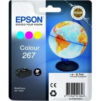 Epson T267 colour ink cartridge Original