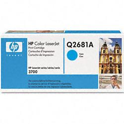 HP Q2681A cyan toner ORIGINAL - HP 311A Original