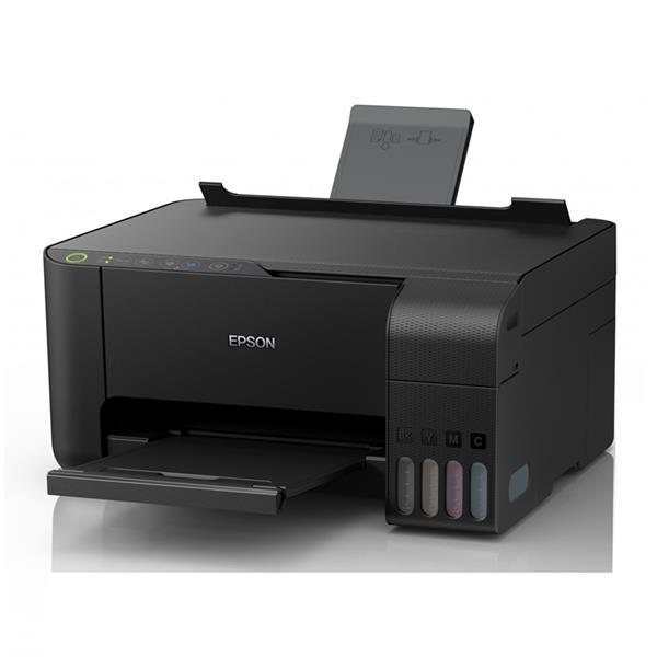 Epson Ecotank Et-2712 3-In-1 Inkjet Wireless Wifi Printer - Black