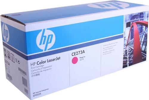 HP CE273A magenta toner ORIGINAL