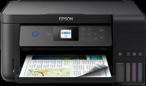 Epson EcoTank ET-2751 Print Copy Scan Wireless Printer