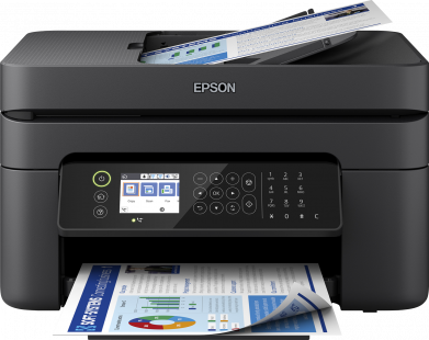 Epson WorkForce WF-2850DWF print Copy Scan