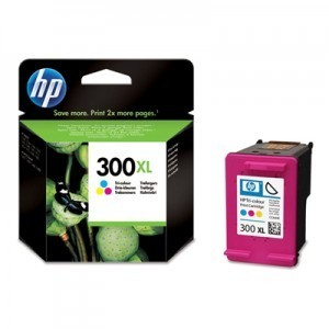 HP 300 XL Colour Ink Cartridge Original - Hp 300Xl  Original