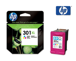 HP 301 XL Colour Original Ink Cartridge