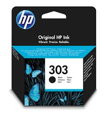 HP 303 black ink cartridge original