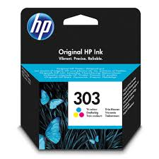 HP 303 colour ink cartridge original