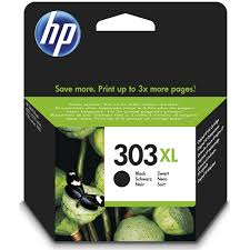 HP 303XL black high-cap ink cartridge original