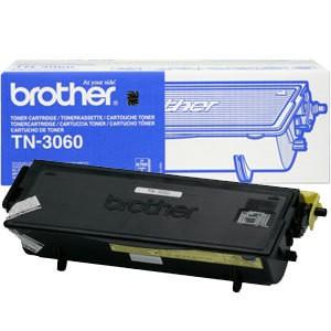 Brother TN-3060 Black Toner Original High Yield