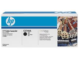HP CE740A Black Toner Original