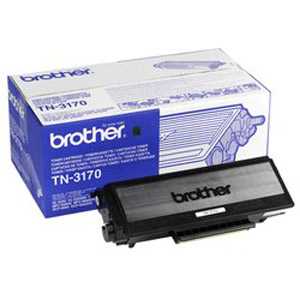 Brother TN-3170 high-capacity black toner ORIGINAL