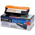 Brother TN-320BK Black Toner Cartridge Original
