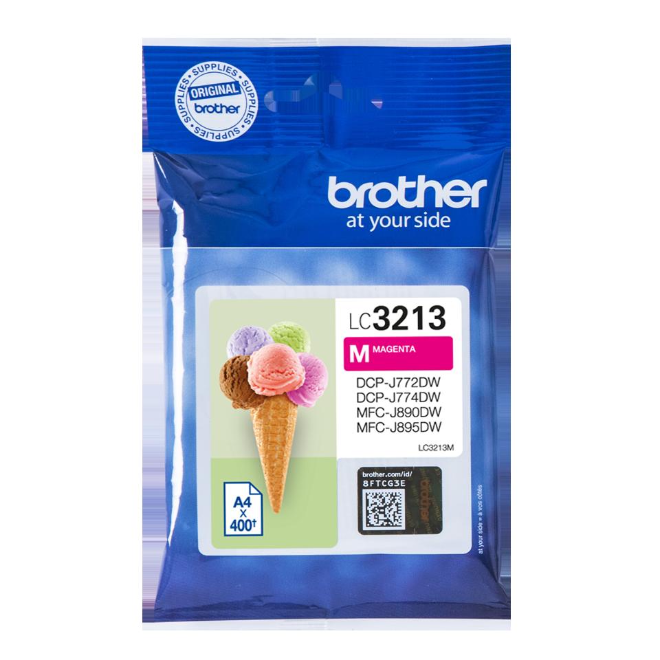 Brother LC-3213M ink cartridge magenta high capacity original