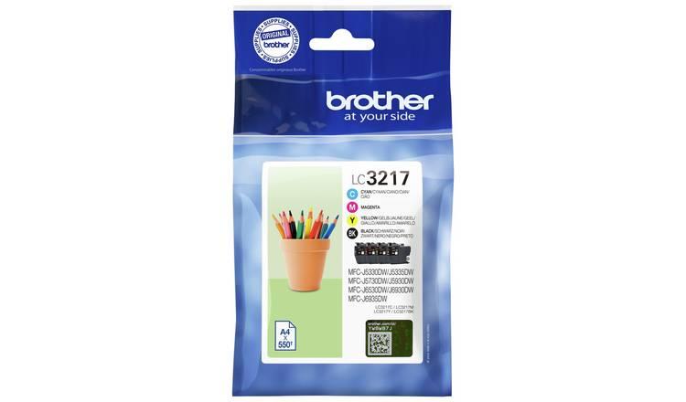 Brother LC-3217VAL ink cartridge Original Multipack