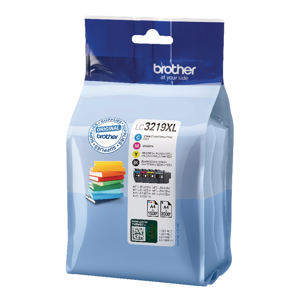 Brother LC3219 Value Pack CMYK LC3219XL 4 pack