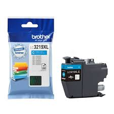 Brother LC-3219XL cyan high-cap ink cartridge original
