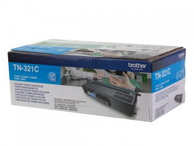 Brother TN321C cyan toner original