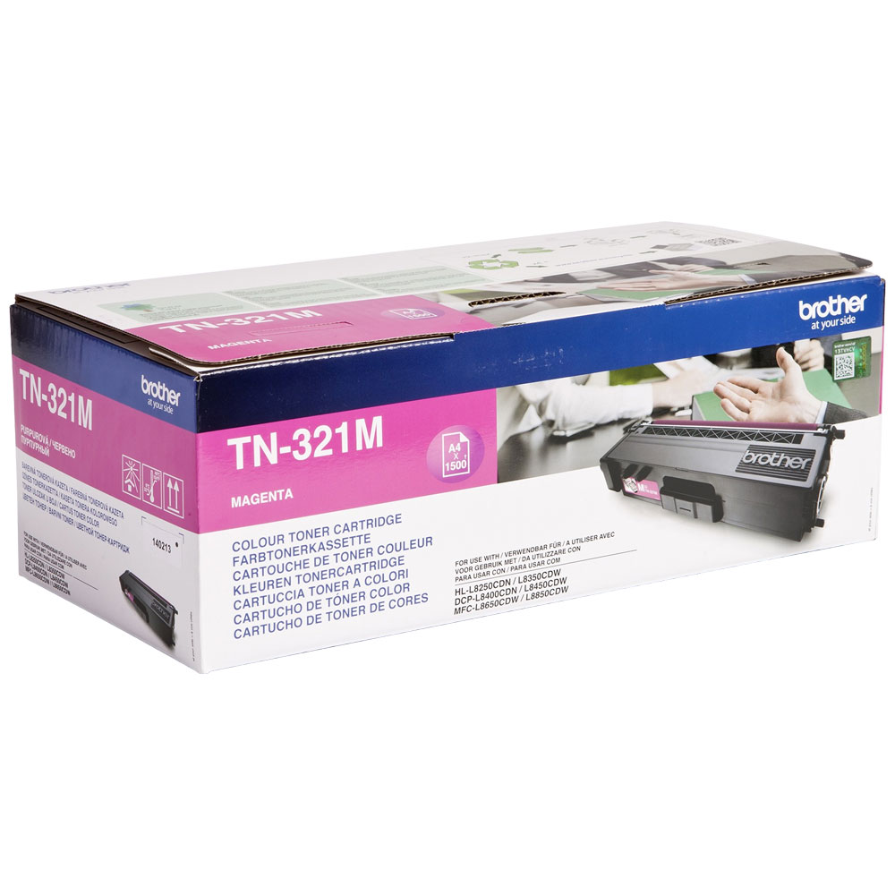 Brother TN321M magenta toner original