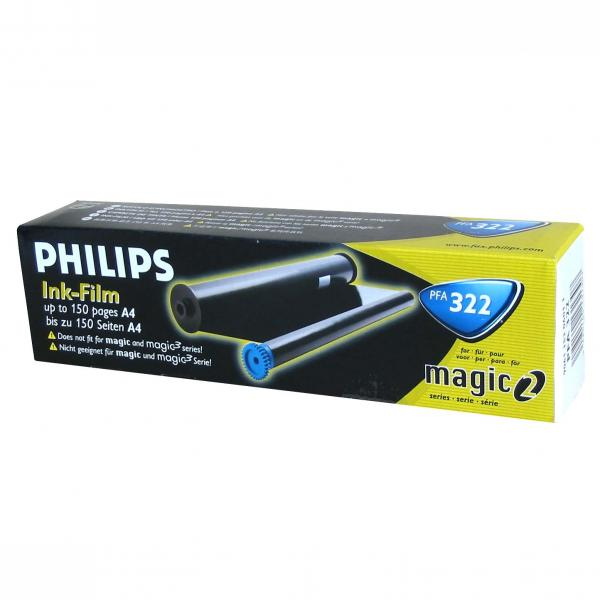 Philips PFA-322 Black Ink Film Original