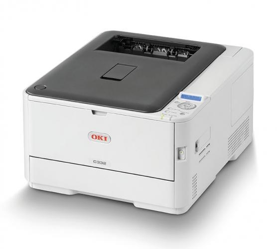 OKI C332dnw A4 Wireless Colour LED Laser Printer