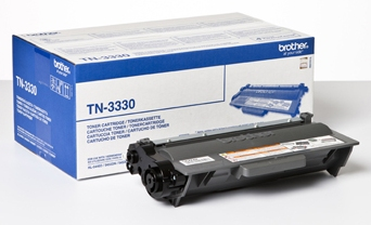 Brother TN-3330 black toner ORIGINAL