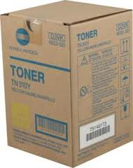 Minolta TN-310Y 4053-503 Yellow Toner Original