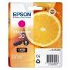 Epson 33 T3343 magenta ink cartridge original Epson