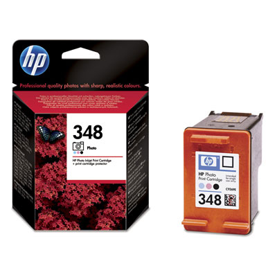 Hp 348 Ink Cartridge Original Photo