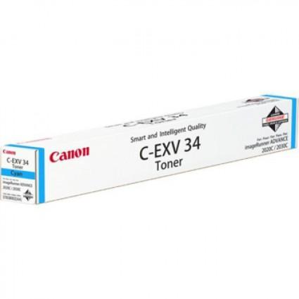 Canon C-EXV34 C cyan toner original