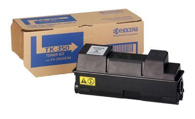 Kyocera TK-350 black toner ORIGINAL