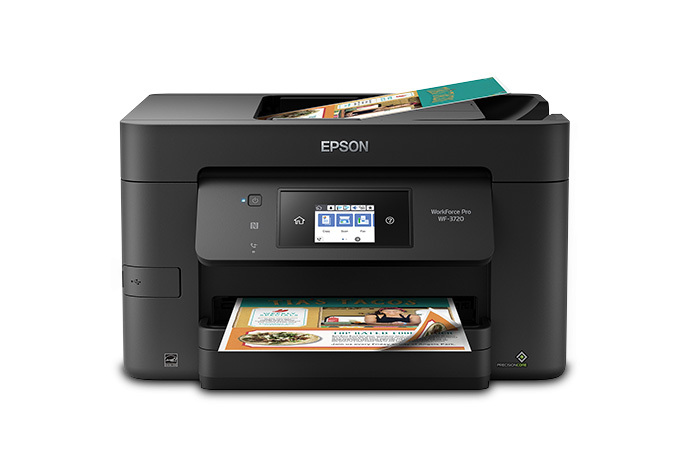 Epson WorkForce Pro WF-3720 Wireless Printer
