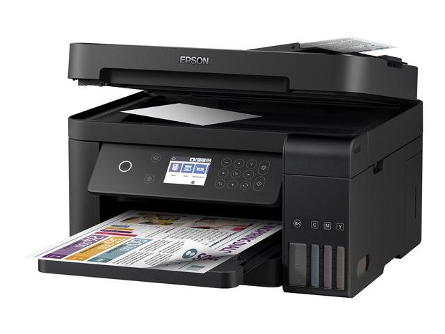 Epson EcoTank ET 3750 A4 Print Scan Copy Wi-Fi Printer