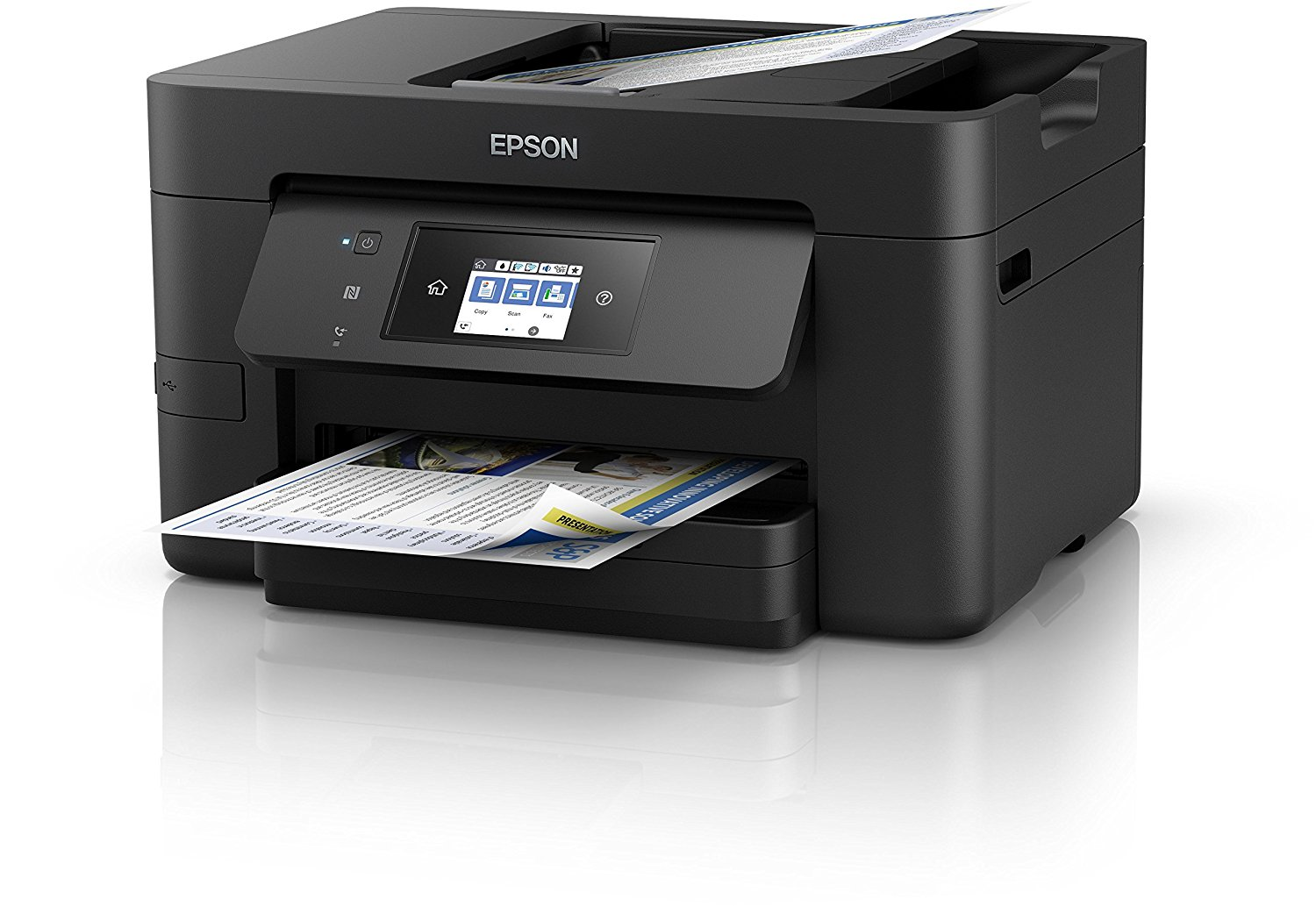 Epson WorkForce Pro WF-3720DWF Printer