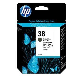 Hp 38 Photo Black ink cartridge Original -  Hp C9413A Black