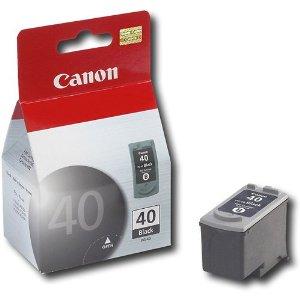 Canon PG-40 Black Ink Cartridge Original