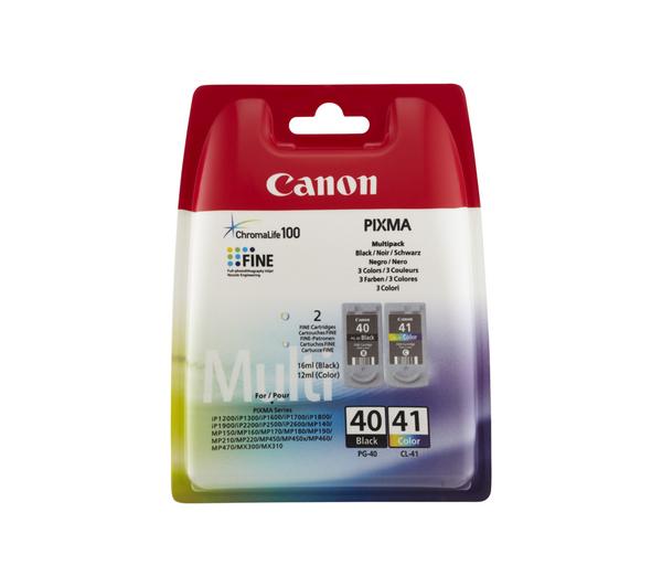 Canon PG-40 Canon CL-41 multipack ORIGINAL