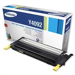Samsung CLT-Y4092S Yellow toner Original
