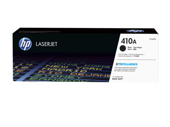 HP 410A black toner Original HP CF410 Black Toner