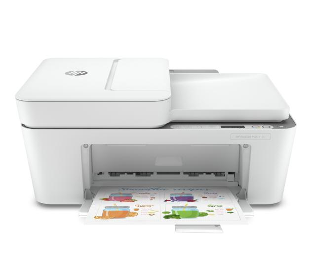 HP DeskJet Plus 4120 Print Copy Scan Wireless Printer