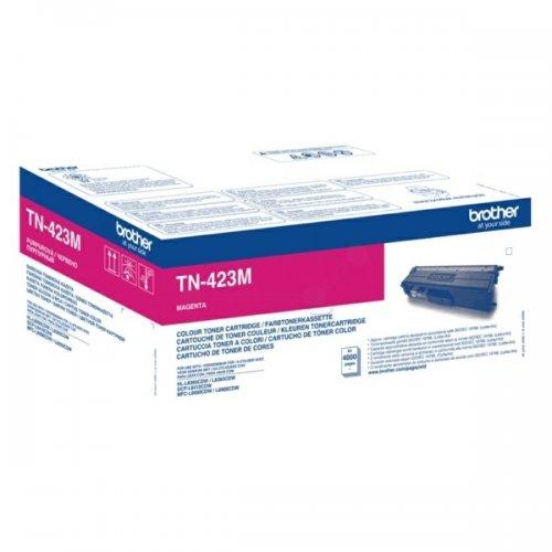 Brother TN-423M magenta high capacity toner original